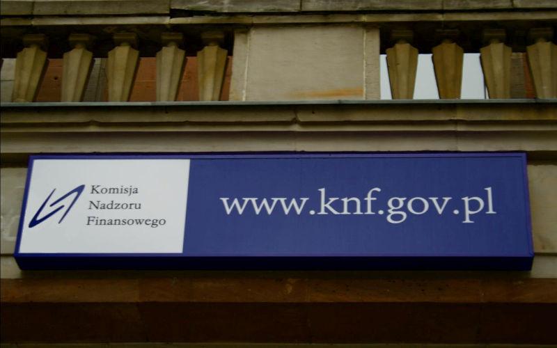 Wojciech Kwaśniak i Lesław Gajek odwołani z funkcji Zastępcy Przewodniczącego KNF.