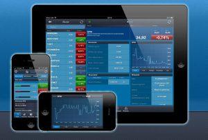 Aplikacja mobilna GPW