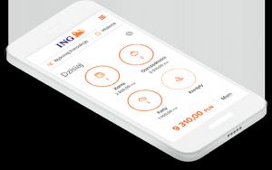Mobilne inwestowanie rośnie w ING
