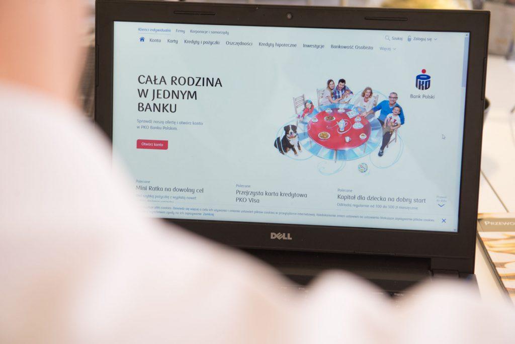 Rejestracja online firmy w PKO BP