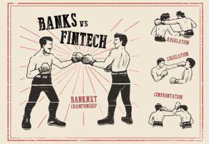 """Co czwarty bank chce """"skraść"""" FinTechowe technologie"""