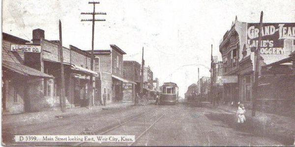 Weir Kansas- cityofweirks