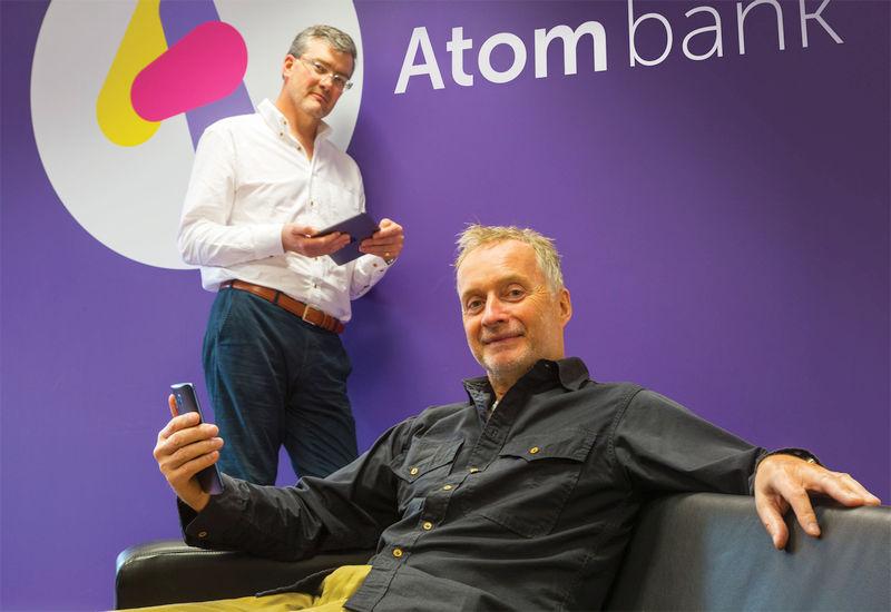 Atom Bank w czubie innowacji