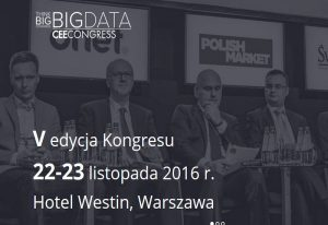 Big Data: Think Big CEE Congress