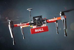 Drony już mogą dostarczyć Twoje zakupy!