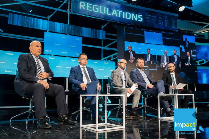 Od lewej: Tadeusz Kościński, Tomasz Piwowarski, Paweł Widawski, Paweł Bułgaryn i Piotr Semeniuk