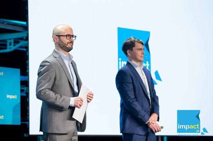Od lewej: Paweł Widawski i Miłosz Brakoniecki