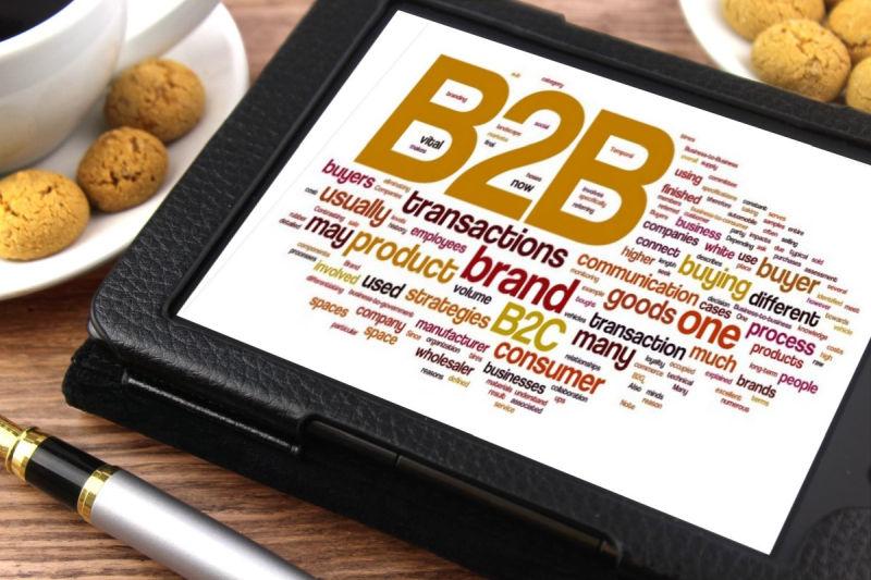 Internetowe platformy B2B mogą zwiększyć zyski firmy nawet o 15%.