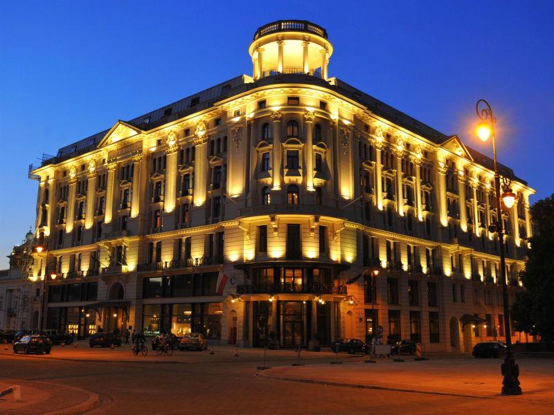 Branża hotelarska w Polsce notuje wzrosty z roku na rok. 2017 nie będzie wyjątkiem.
