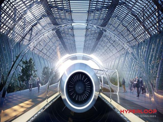Hyperloop Transportation Technologies rozwija swoją technologię w Czechach i na Słowacji.