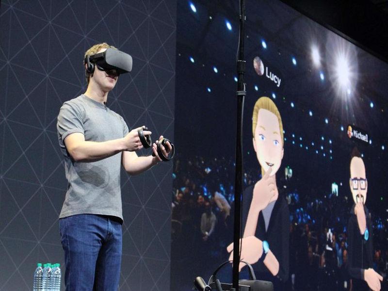 Facebook planuje coraz aktywniej rozwijać technolgię wirtualnej rzeczywistości.