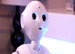 Pepper - japoński robot i szczyt obecnej techniki w zakresie robotyzacji.