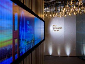 Centrum Innowacji Visa w Londynie już otwarte. Skorzystają na tym innowatorzy na Starym Kontynencie.