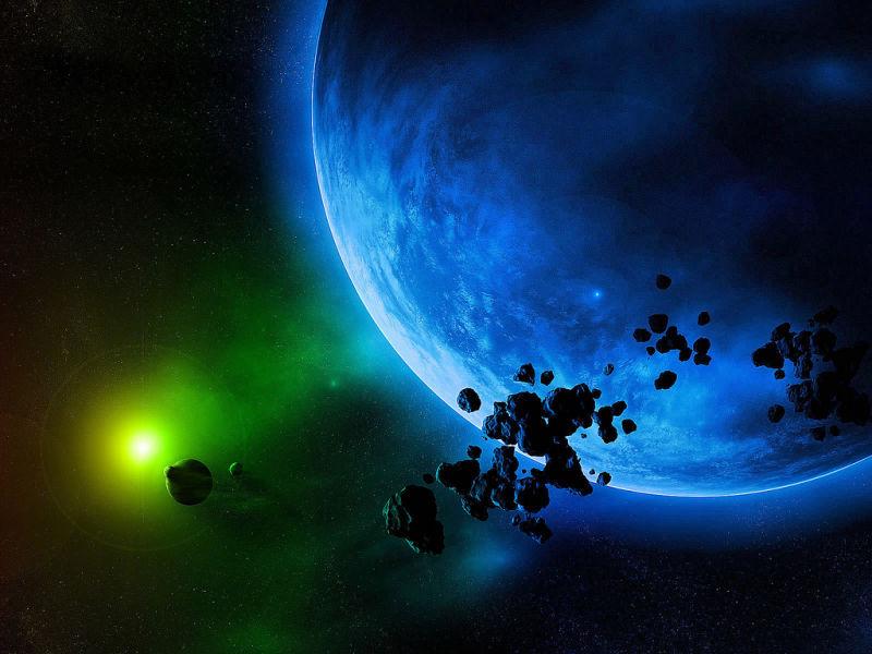 Google Doodle świętuje odkrycie nowego układu TRAPPIST-1