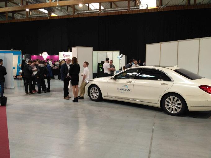 Na IV Targach Mobile IT nie zabrakło nowinek technologicznych i samochodów.