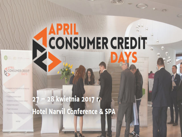 April Consumer Credit Days.
