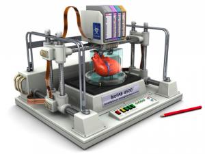 Drukarki 3D coraz bliżej zrewolucjonizowania transplantologii.