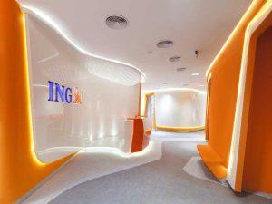 ING wspiera finansowanie terminali