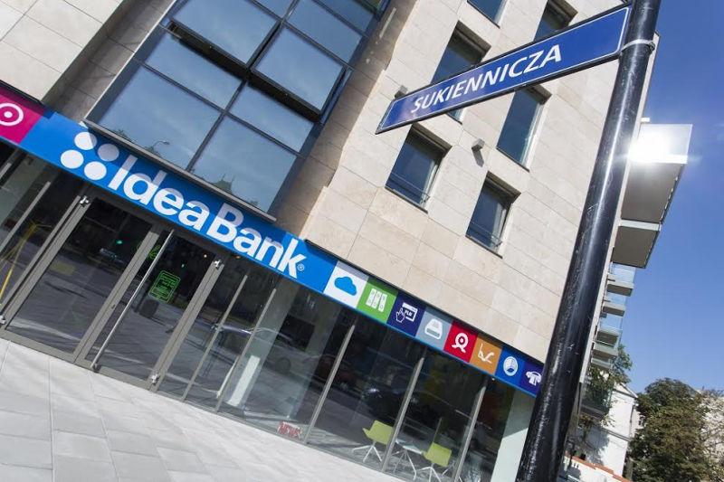 Idea wychodzi na prostą? Bank prezentuje wyniki finansowe
