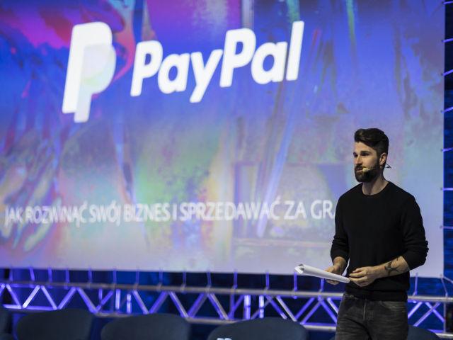 Matt Komorowski-dyrektor generalny PayPal w Europie Środkowo-Wschodniej