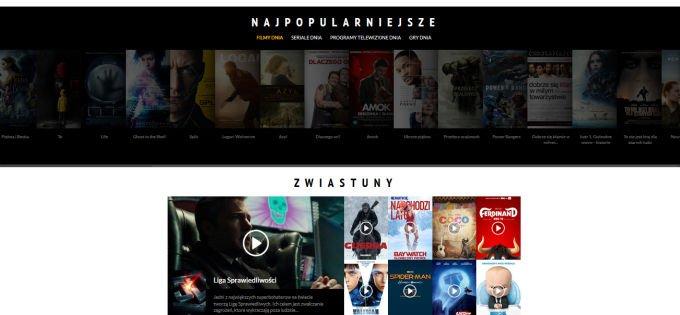 Nowa strona Filmwebu 2