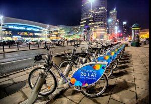 Finowie skorzystają z rowerów miejskich od Nextbike Polska