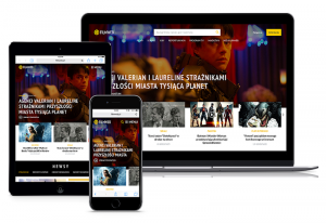 Filmweb startuje z nową stroną główną.