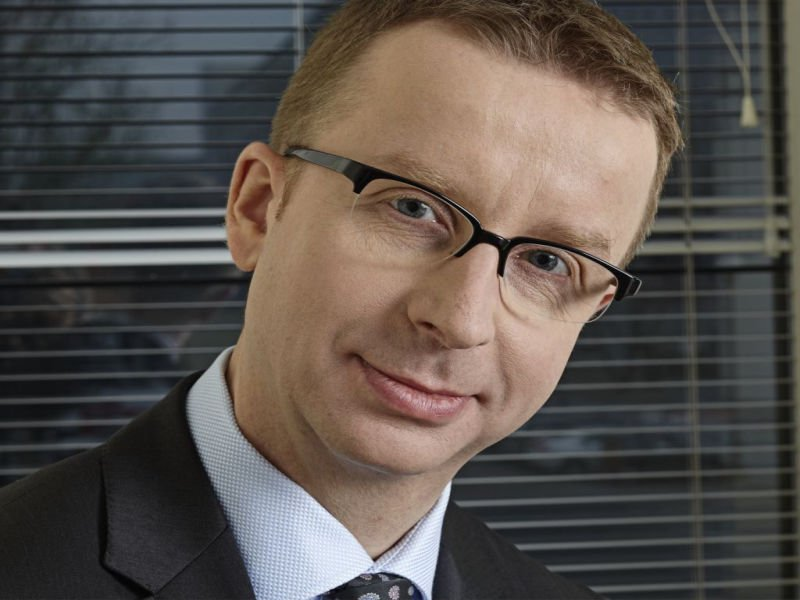 Bartłomiej Śliwa - NCR Polska.
