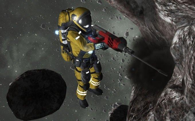 Kosmiczni górnicy.