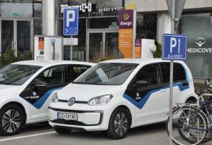 Energa uruchamia car-sharing z elektrycznymi samochodami na terenie Trójmiasta..