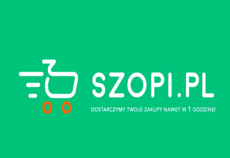 shopi.pl dostarczą zakupy do Twojego domu.