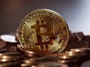 bitcoin rośnie