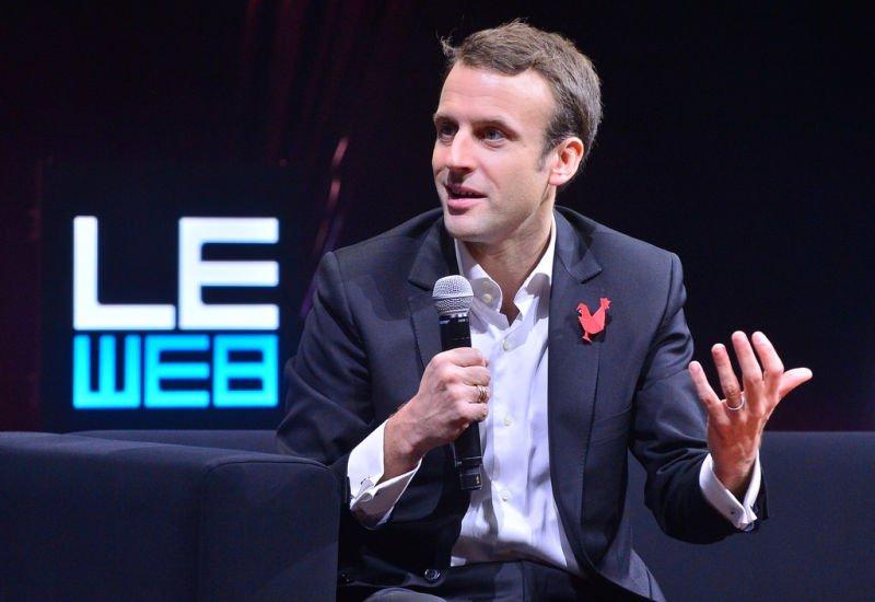 Emmanuel Macron – były bankier prezydentem Francji.