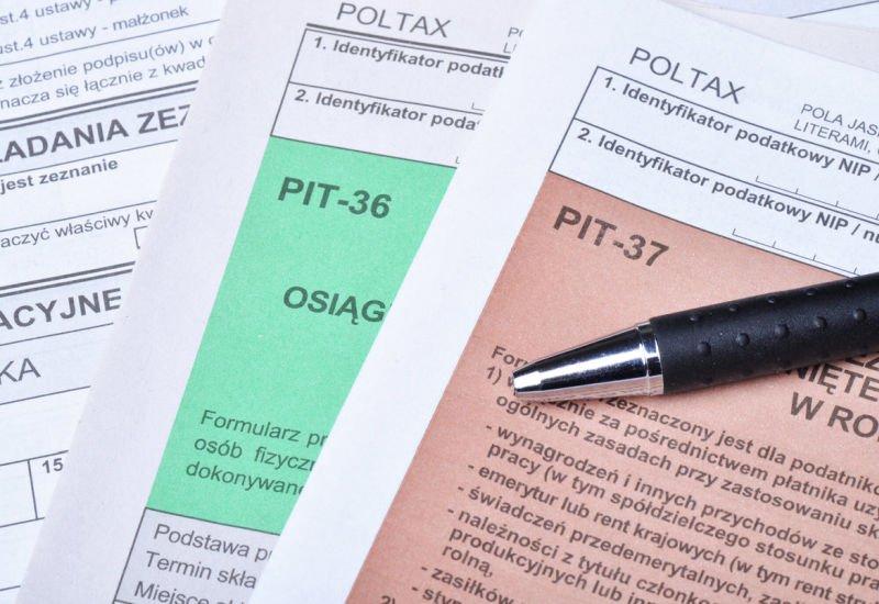 Blockchain na linii podatnik - rząd?