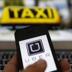 Uber bez licencji na działalność w Londynie.