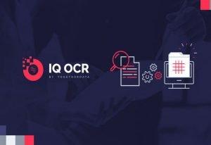 Poznajcie IQ OCR - Inteligentny system rozpoznający kluczowe dane z dokumentów.
