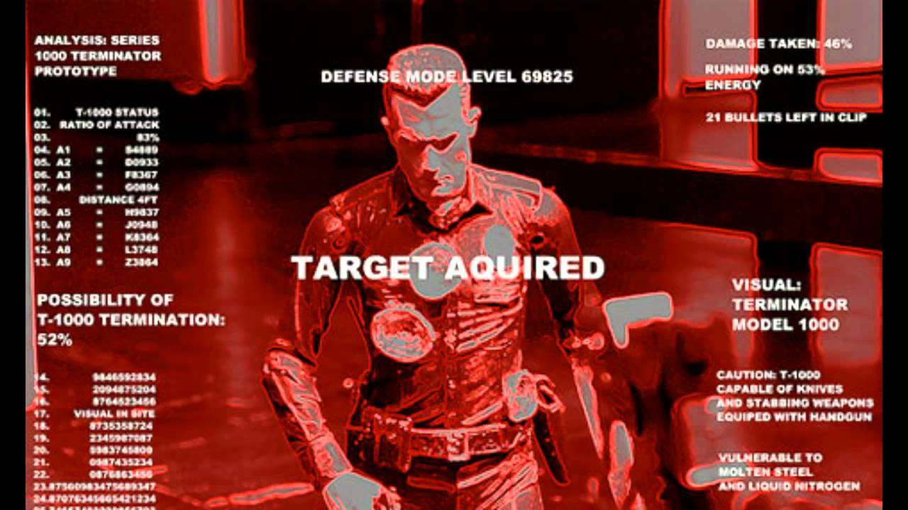 Widok rodem z Terminatora dzięi Google Glass?