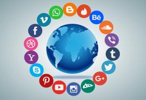 Już ponad 3 miliardy ludzi korzysta z mediów społecznościowych.