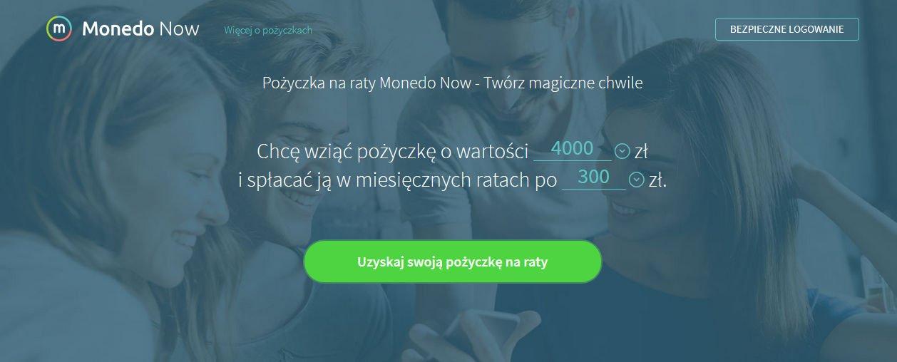 Monedo - partner PayU przy udzielaniu pożyczek na Allegro.