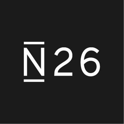 N26 logo.