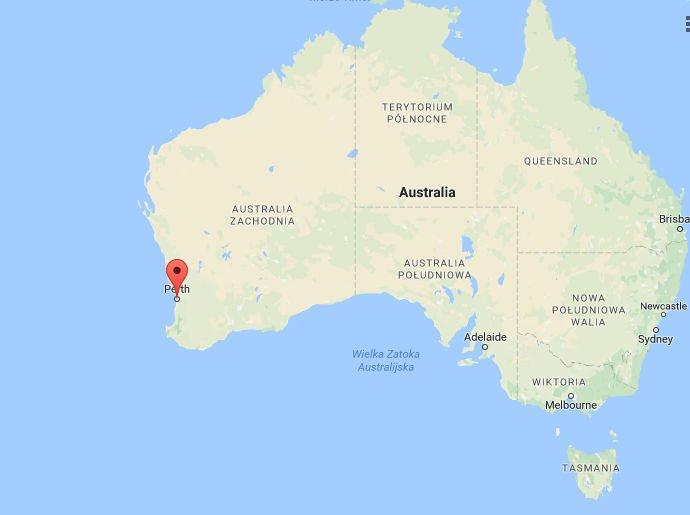 Perth, Australia - najlepsze miejsce do życia.