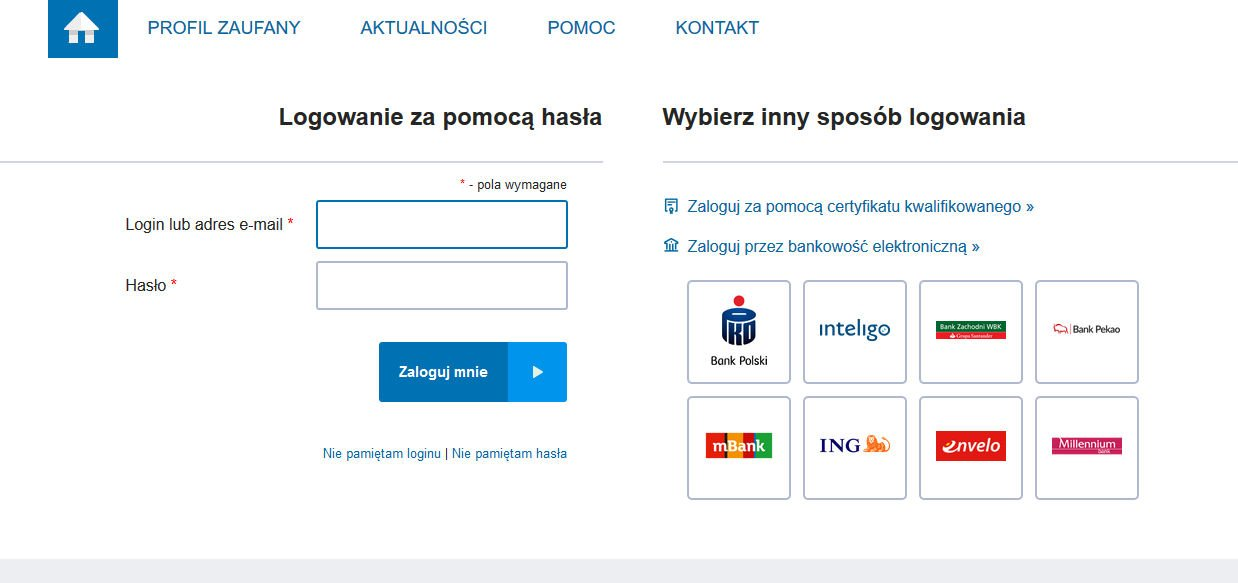 Profil Zaufany już w BZ WBK.