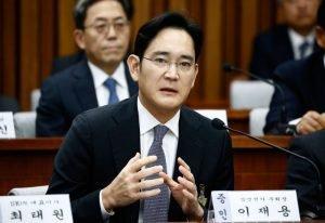 Szef Samsunga Lee Jae-yong wyszedł z więzienia