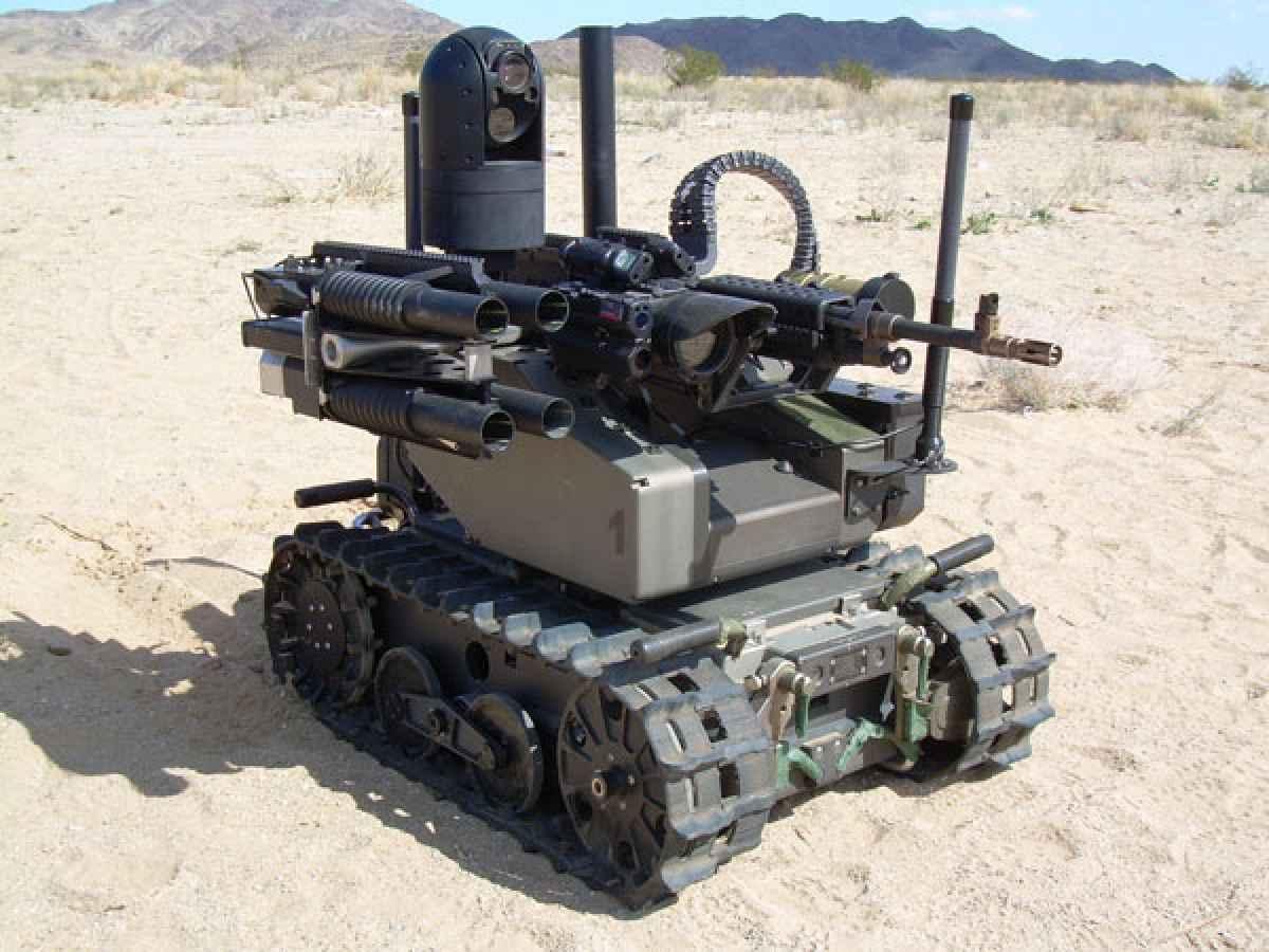Sztuczna inteligencja wygra za nas wojnę?