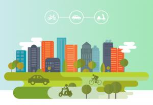 Transport sharing w europejskich stolicach. Warszawa wysoko w rankingu.