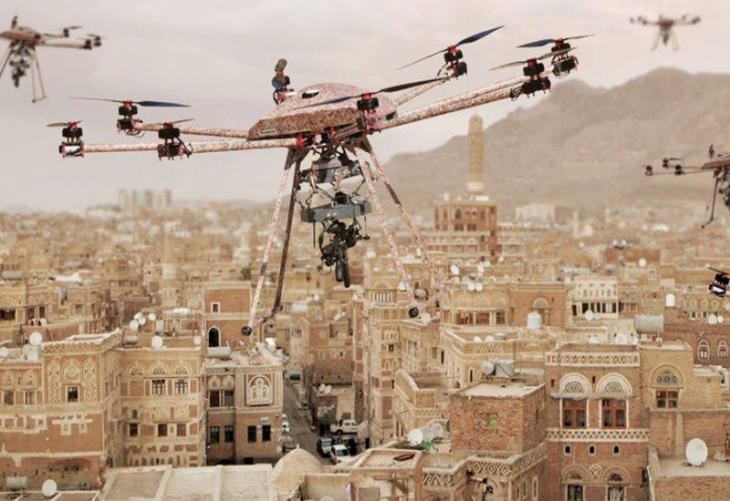 Twój ochroniarz dron