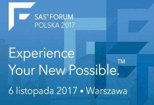 Analityka zmienia świat – SAS Forum 2017.