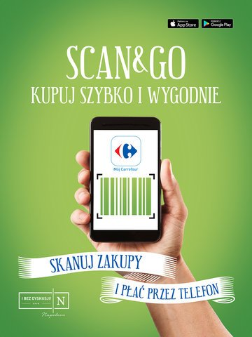Carrefour Scan&Go