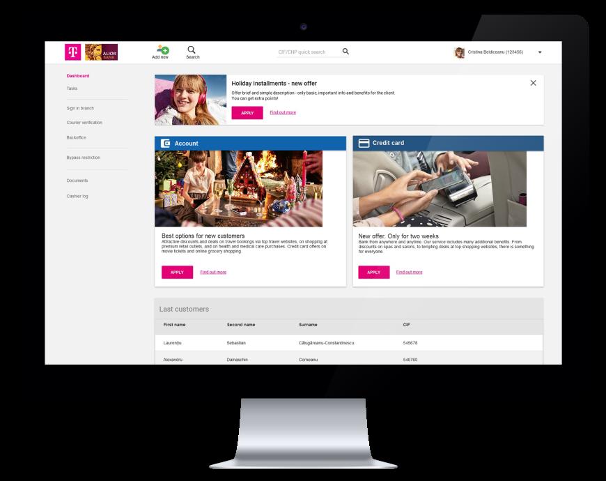 Nowa bankowość internetowa i mobilna dla klientów Telekom Banking