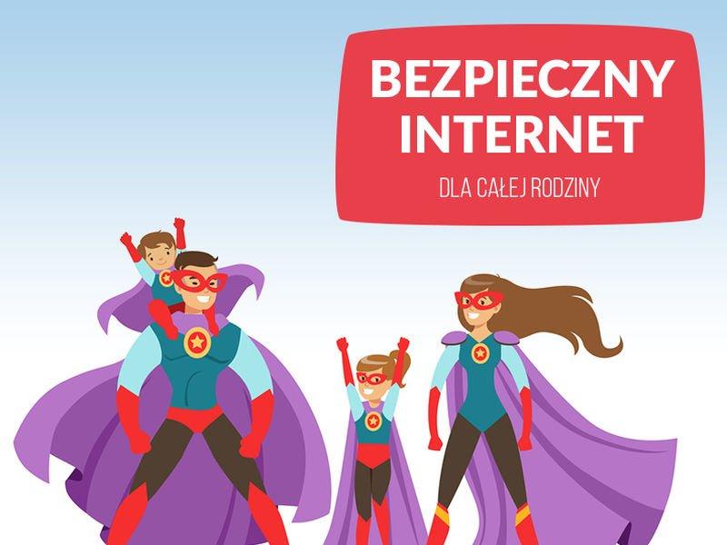 (Bezpieczny) Internet dla całej rodziny